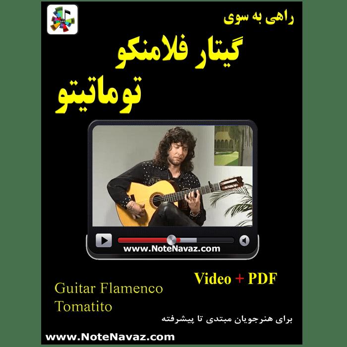 راهی به سوی گیتار فلامنکو تماتیتو